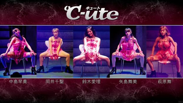 C-ute Hot by NEO-Musume