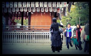 gothic Gion by jyoujo