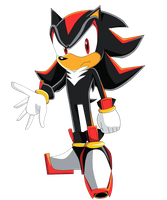 Shadow Sonic X style :3 by R-i-s-e