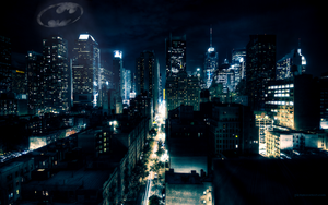 Gotham City? by superglamorous