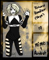 Our Dark Carnival- Pepe le Mime by AngryArtist113