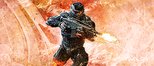 Crysis 2 by vicesan