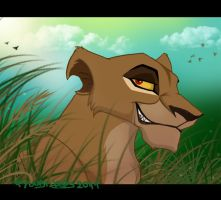 Teen Zira by RoughLady