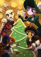 Tiny Christmas by Timidemerald