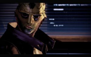 ME2 Assassin - Thane 2 by chicksaw2002