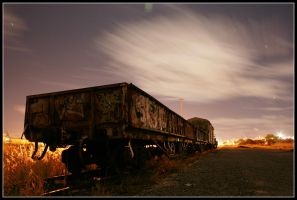 Box Cars 1 by jukeboxandy