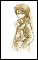 Harry Potter by germanmissiles