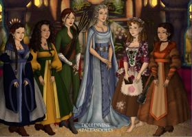 Hobbit Group Picture by fangirl117