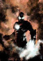 Ironman - colored by Botonet