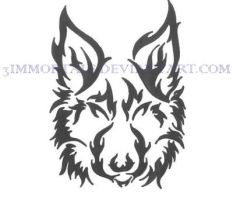 Eye of the wolf by 3immortals