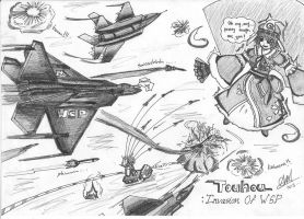PREVIEW 4 - Touhou : Invasion Of WSP by HummerH3
