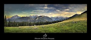 ...High Tatras 1... by canismaioris