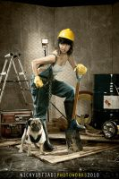 Worker-4 by NickySetiadi