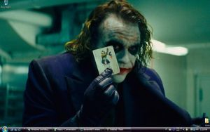 Here's My Card - The Joker by jlp319