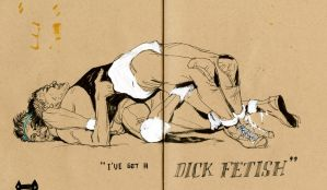 DICK FETISH by roxination