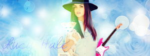 Lucy Hale by eceemir4