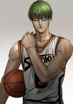 Midorima commission by Mstrmagnolia