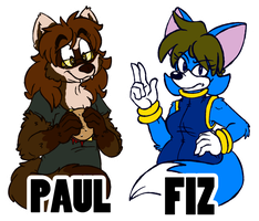 Badges by FizTheAncient