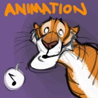 Shere Khan animation WIP by Kobb