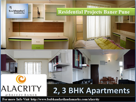 Residential Projects Baner Pune by bubhandarilandmarks