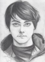 Gerard Way by arielkat1