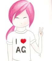 I LOVE AG by MrElfkin