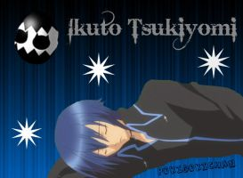 Ikuto YouTube Wallpaper by PokiDokiChan