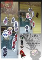 Black Butler: Chibi Chime! by Kittyotic