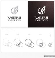 best of the best logotype by elmisti