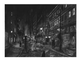 Charcoal Noir by Marpaparp