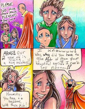 Daddy Aang Issues by shazam26