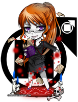 VtM - chibi_Clan Tremere by zero081090