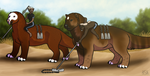 Hunting Job - Collecting Bear-traps by EverlastingStables