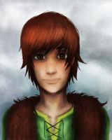 HTTYD: Hiccup by lady-largo