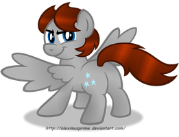 Commission: Star-Bolt by AleximusPrime