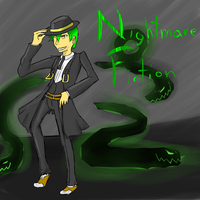 Hazama Nightmare Fiction by enigmatic-me