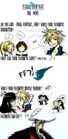 Final Fantasy Meme by Radiophonia