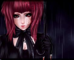 -Her funeral- {final} by AgehA-S