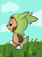 Chespin by LeniProduction