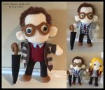 Archie Hopper Plushie by LMColver