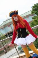Captain Red by Witch-Hunter-87