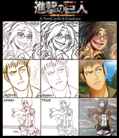 SNK Switcharound Meme by Norieh