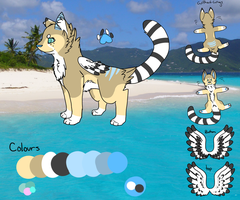Caribbean Spirit: Auction: CLOSED by Paradox-Zee