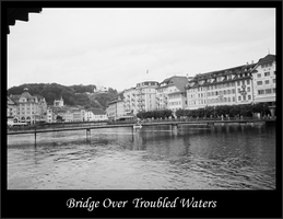 A Bridge Over Troubled Waters by bdjwill