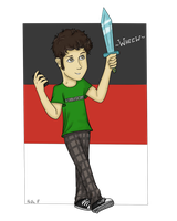 Tobuscus by FinnishGirl97