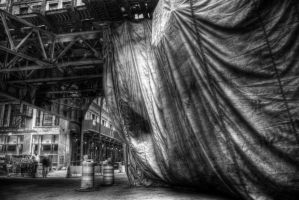 Chicago behind the curtain: V by spudart