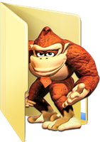 Request - Expand Dong folder icon by ToonAlexSora007