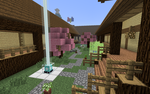 Minecraft Zen Restaurant 3 by KibaPandaRo