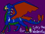 Sytry the Westernfury's reference 2015 by Jamie-the-Luxray-95