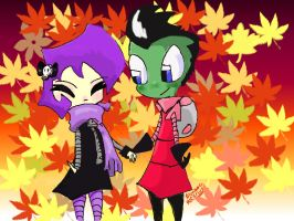 Fall Colors by 13NightsofHalloween